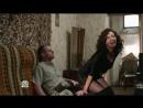 Екатерина Климова в черных колготках - нарезка из фильма Чума