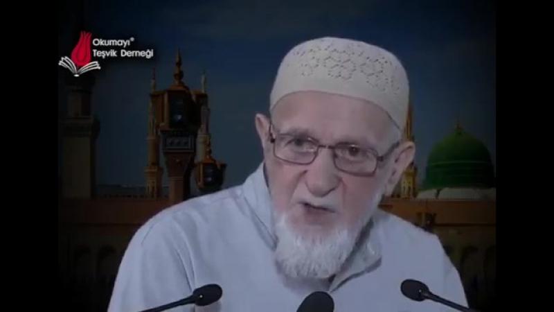 825 - Müslümanların Müslümanlar Üzerinde 6 Hakkı (Ahmet Tomor Hocaefendi)