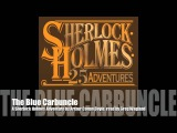 A Sherlock Holmes Adventure The Blue Carbuncle - Unabridged Audiobook