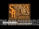 A Sherlock Holmes Adventure The Blue Carbuncle Unabridged Audiobook
