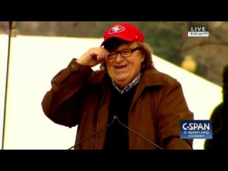 Micheal Moore; '4-1 Vegas Odds, it'll take TRUMP only six months out of Office'