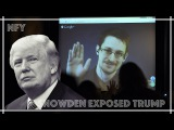 Edward Snowden - Full Interview About Donald Trump & Russia