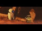 Eva &amp WALL-E  #coub, #коуб