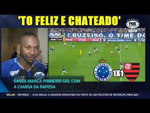Rodada Fox - Pós jogo Cruzeiro 1x1 Flamengo, Análise, gols, melhores momentos