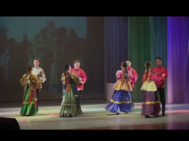 танцы Усть-Цильма