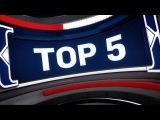 NBA Top 5 Plays - Rockets vs Thunder 1R G4  Apr-23-17  2017 NBA Playoffs