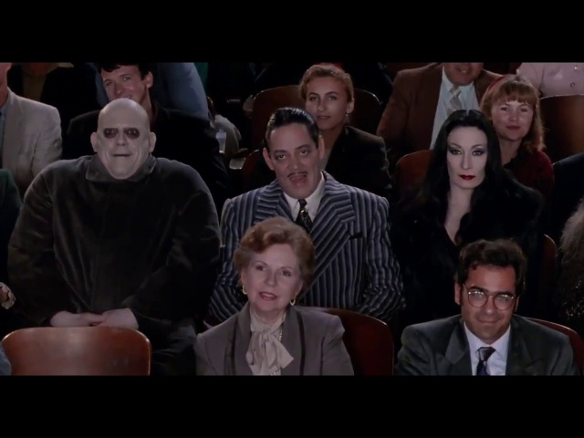 The Addams Family (1991) - School Play