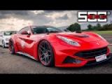 SUPERCAR DRAG RACE - CAR PORN   Rolling50 Aftermovie