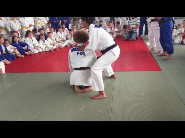 Yarden Gerbi, Judo, Ne Waza