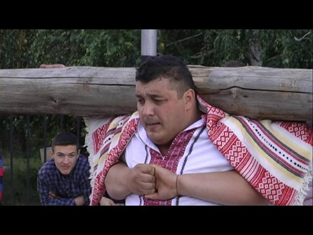 Халаджи повторение трюка Ивана Поддубного