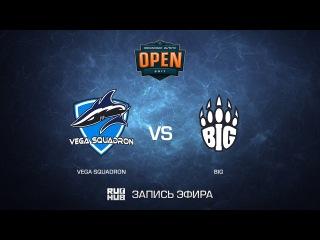 Vega Squadron vs BIG - DreamHack ASTRO Open Leipzig - map2 - de_train [ceh9 yxo]
