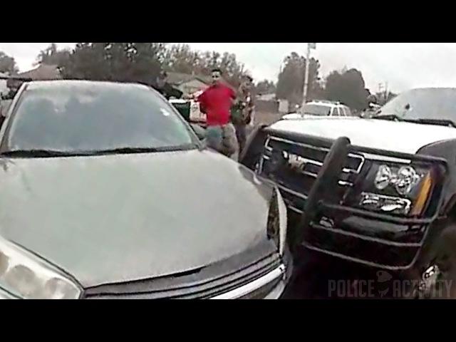 Подозреваемый приводит полицию Лаббока на погоню с двумя детьми в автомобиле