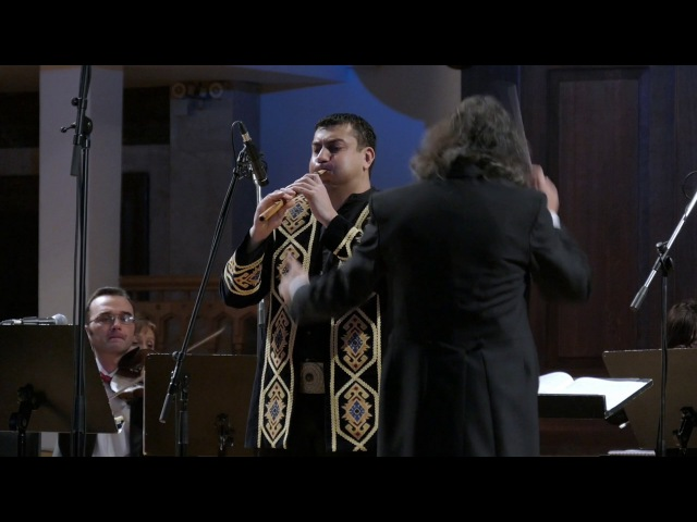 Арсен Григорян Ой Назан и Казанский камерный оркестр La Primavera