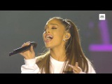 Ariana Grande Performs 'Somewhere Over the Rainbow' - One Love Manchester