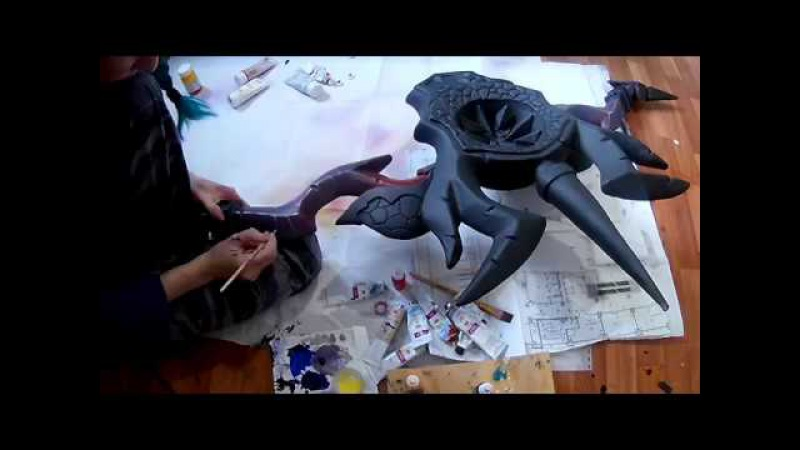 Arathar, the Eye of Flame (WoW) - Part 2: Painting