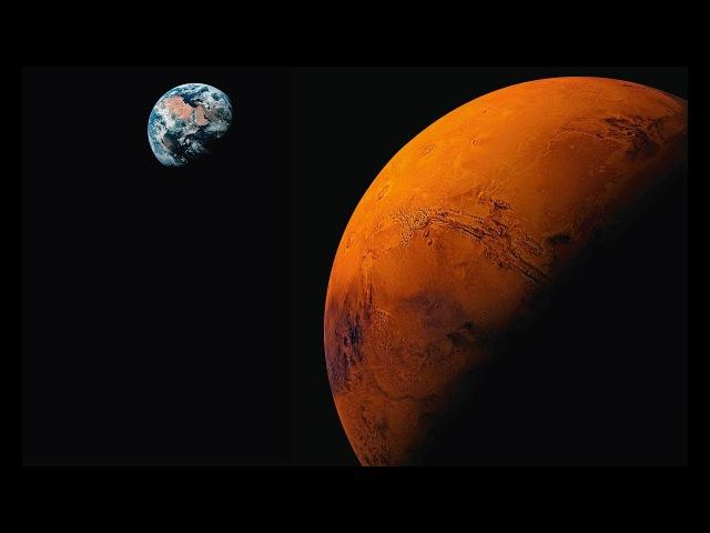 Ученые:Надо срочно колонизировать Марс | Миссия на Красную планету