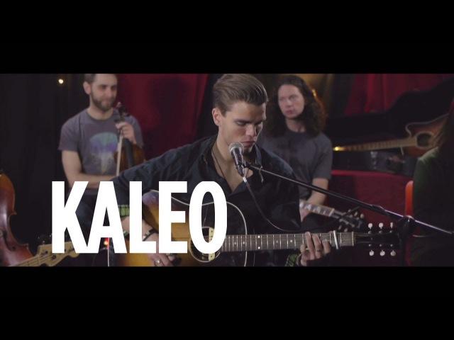 Kaleo All The Pretty Girls Acoustic SiriusXM The Spectrum