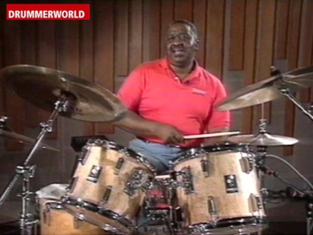 Bernard Pretty Purdie: The Legendary Purdie Shuffle