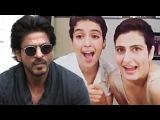 When Dangal Girls Fatima Sana Sheikh, Sanya Malhotra Met Shah Rukh Khan