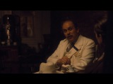 The Godfather II - Vito gives money to Don Fanucci HD