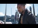 Видео к фильму «Чёрная Пантера» 2018 Тизер-трейлер дублированный