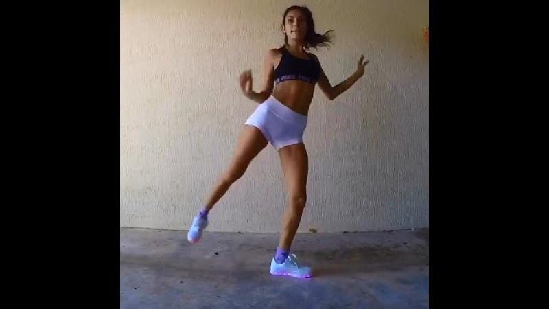 Elena Cruz-Nichipor all instagram Videos - Shuffle Dance