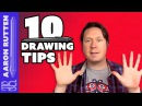 10 Drawing Tips for Digital Artists That Will Make You Better at Art