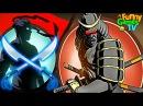 ПО ДОРОГЕ К СЕГУНу мультик для детей игра Shadow Fight 2 бой с тенью