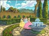 la princesse et le porcher dessin anim