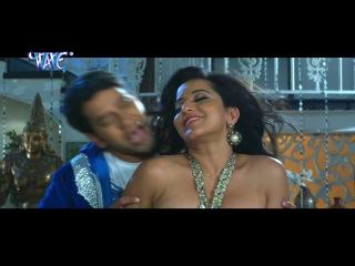 लगी प्यास जवानी में प्यास बुझा दो - Hot MONALISA & Dinesh Lal - Bhojpuri Hot Songs 2015 n