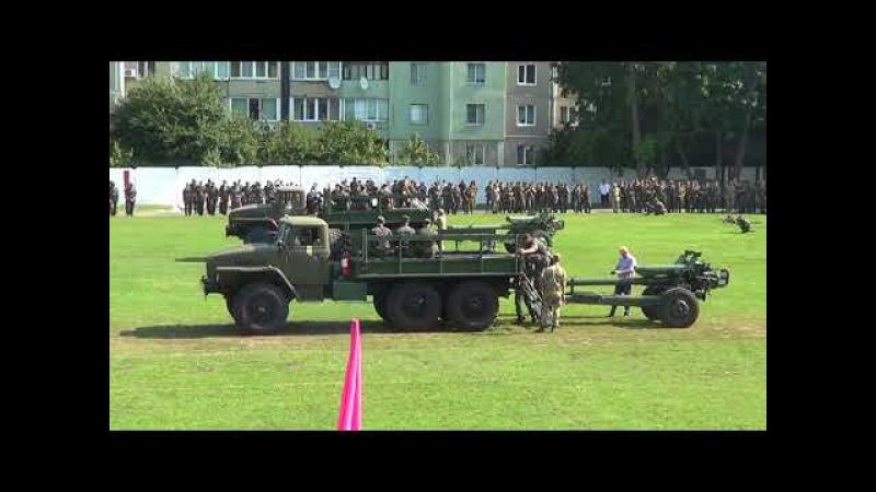 НУОУ Факультет підготовки офіцерів запасу