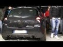 2007 Renault Clio RS Turbo Spitting Flames!