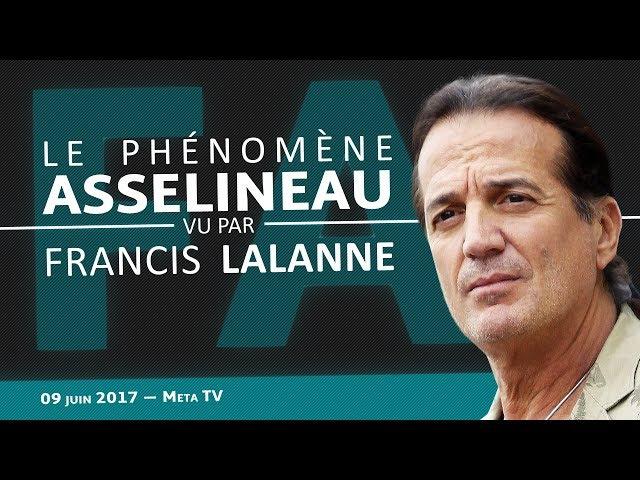 Le phénomène François Asselineau vu par Francis Lalanne