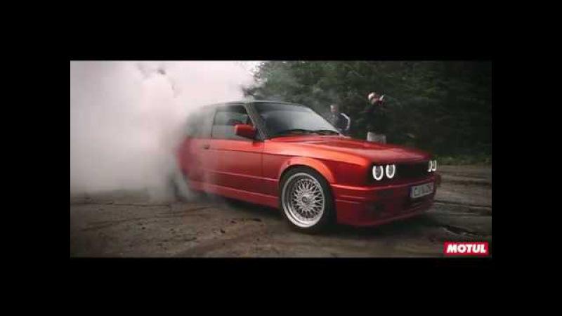 MiyaGi Эндшпиль-НУТРО ( BMW-E30) 720pHD