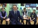 Блиц со школьниками Алексей Савченко в клубе 100 вопросов