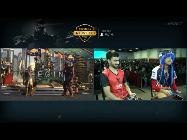 Injustice 2 Pro Series: Combo Breaker (SonicFox VS Tekken Master) Grand Finals