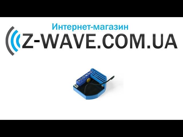 Распаковка диммер Z-Wave Qubino ― GOA_ZMNHDA2