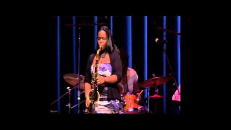 Camille Thurman Quartet: Live @ The Kennedy Center