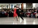 1/3 Clarisa Aragón y Jonathan Saavedra bailan en la Baldosa, Duerme Mi Niña (Tango)