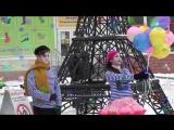 Эйфелева башня в Омске...Кусочек Франции в Сибири)