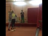 "Irina Saltykova on Instagram_ ""Вот сюрприз для меня и для вас,первая репетиция.)"