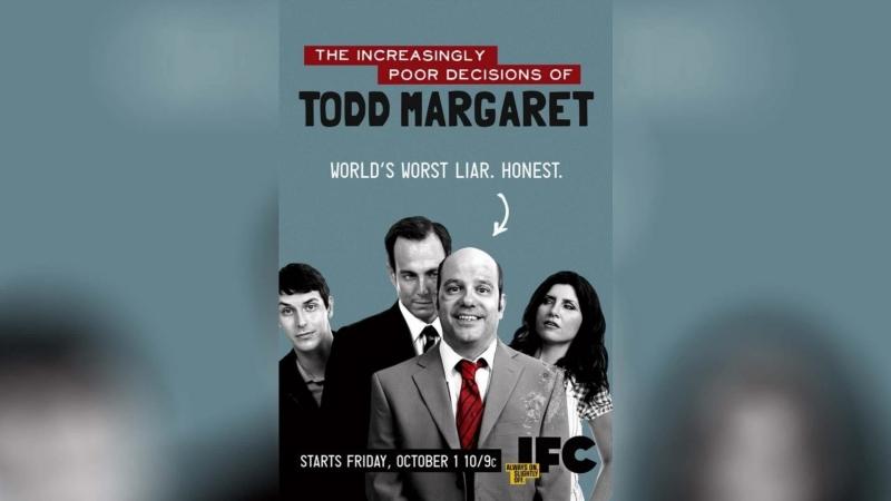 Роковые ошибки Тодда Маргарета (2009