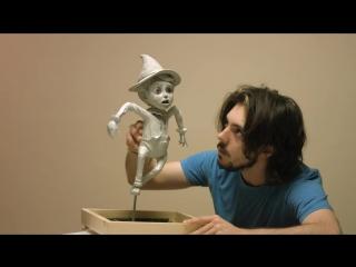 Невероятная работа скульптора Джима МакКензи.