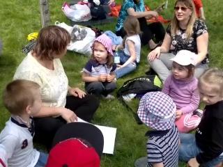 пикник 27 мая 2017 г. клуб Ди Ли Бом