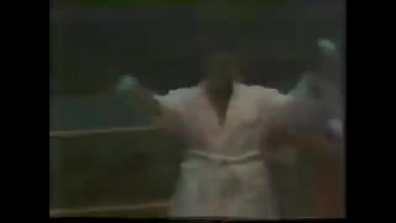 Igor Vysotsky vs Muhammad Ali (1)