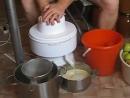 Cоковыжималка Салют яблочный сок овощи производительная