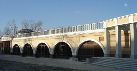 Балясины из бетона заказать в Екатеринбурге, Свердловской области