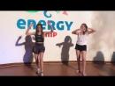 Юлиана Берегой и Влада Ботан Energy Camp