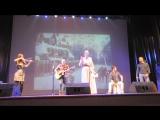 Фолк - группа (Нибелунги) авторская песня Колечко