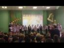 Вальсфлешмоб 22школа 2017г